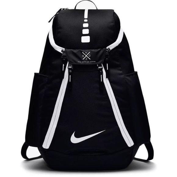 NIKE BASKETBALL HOOPS Elite Max Air Team Backpack BNWT